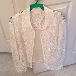 Christie & Jill blouse